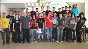 Das erste Bandcamp der Musikschule des Landkreises begeisterte zahlreiche Musikerinnen und Musiker.