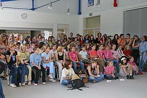 Großer Andrang herrschte bereits im vergangenen Jahr beim Mädchentag in Bernkastel-Kues.