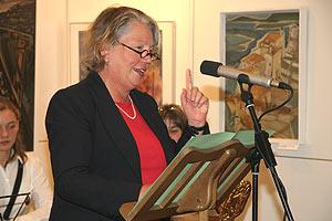 Kulturjournalistin Eva-Maria Reuther