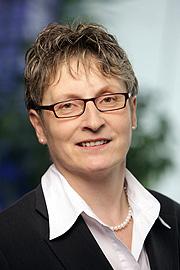 Portrait Landrätin Beate Läsch-Weber