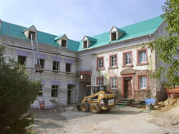 Förderobjekt im Rahmen der Housing Initiative.