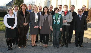 Der neu gewählte Beirat für Migration und Integration des Landkreises Bernkastel-Wittlich.