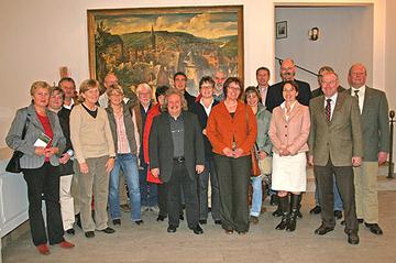 Die Mitglieder der Lokalen Aktionsgruppe Mosel.